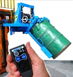 Forklift Mounted Drum Rackers