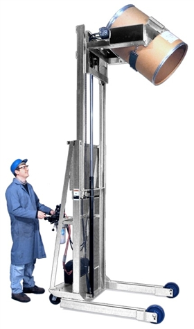 Stainless Steel Hydra Lift Karrier Models From Essex Drum