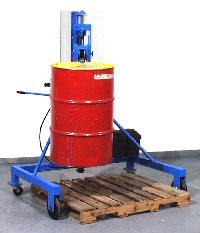 drum palletizing equipment