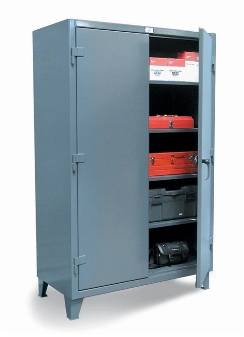 Larger Photo  sc 1 st  Essex Drum Handling & Strong Hold Industrial Metal Storage Cabinets | Essex Drum Handling ...