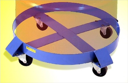 30 Gallon Amp 55 Gallon Drum Dolly Movers From Morse Get