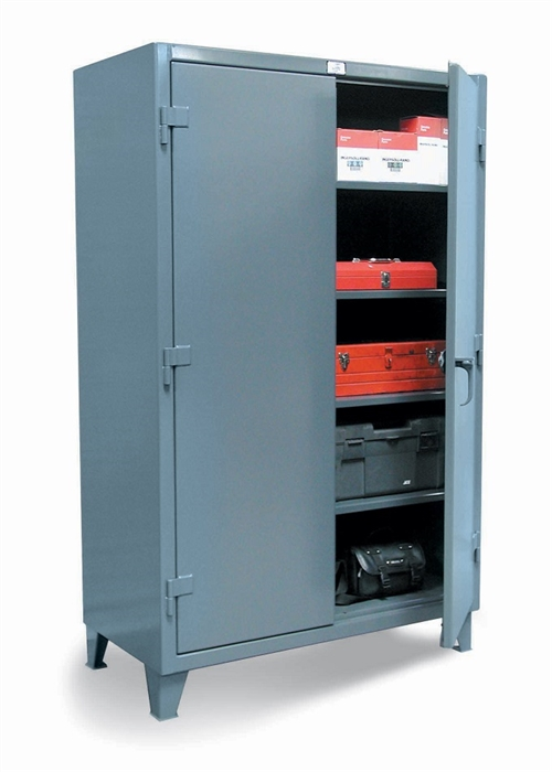 floor storage cabinet strong hold industrial cabinets from essex drum handling 15522