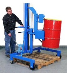 Pallet Servers,  drum palletizer,