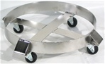 Stainless Steel Drum Dolly Model